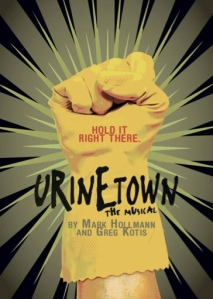Urinetown Park Players Detroit