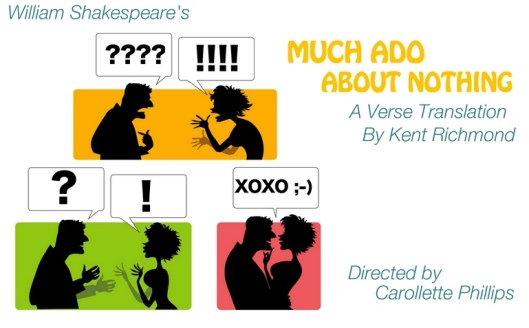 Much Ado About Nothing -  Detroit Park Players Production