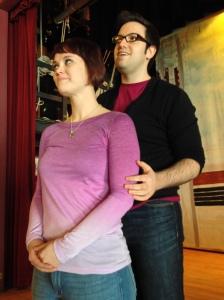 David Musselwhite and Wendy Krekeler